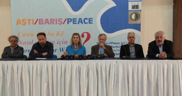 Barış Konferansından çağrı: Onurlu barış için adım atalım