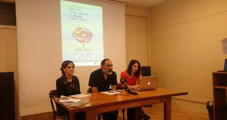 Yasaklı belgesel Kürt Kültür Sanat Festivali'nde