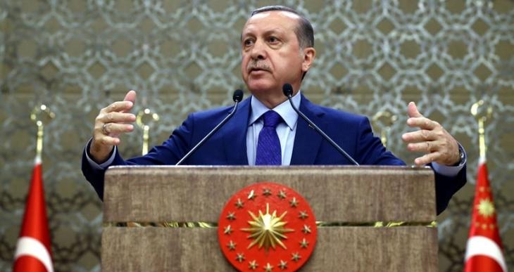 Erdoğan: Üstünlük takva ile olur