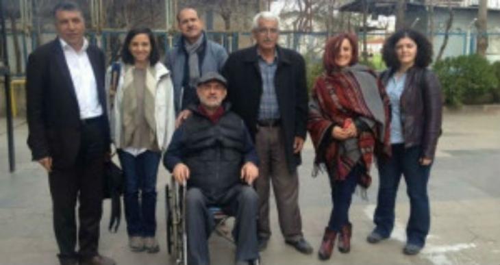 Özgür Gelecek çalışanı Sevil Doğan serbest bırakıldı