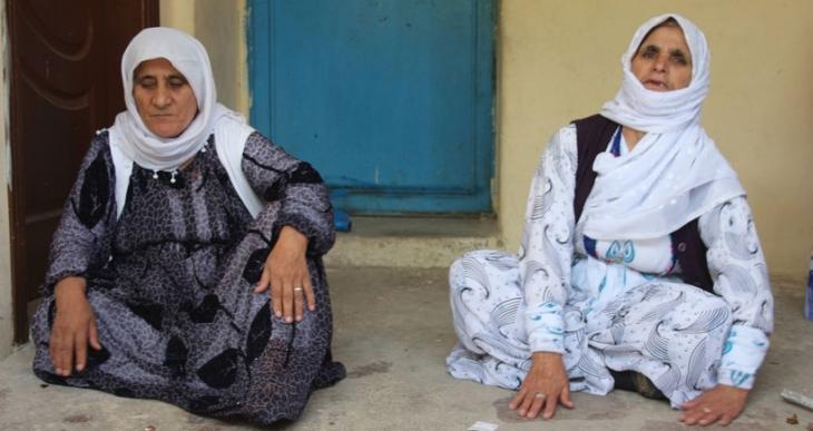 Katledilen sivillerin aileleri: Katliamlardan korkmayacağız