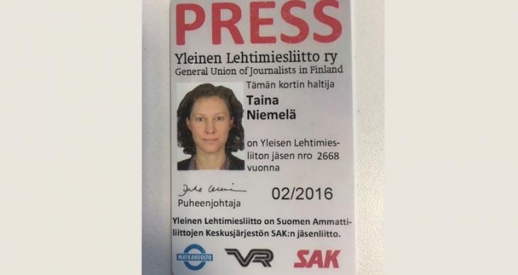 Finlandiyalı yazar 'ajan diye' sınırdışı ediliyor