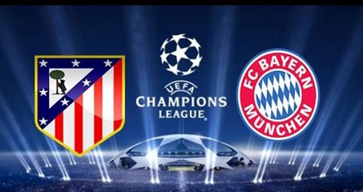 Atletico Madrid, sahasında Bayern Münih'i 1-0 yendi