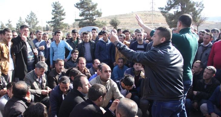 Antep işçileriyle 1 Mayıs'ı konuştuk:Birlik olursak güçlüyüz