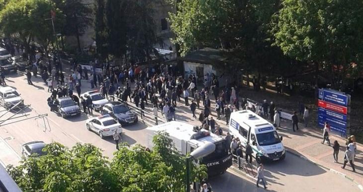Bursa'daki saldırıda yaralananların isimleri belli oldu