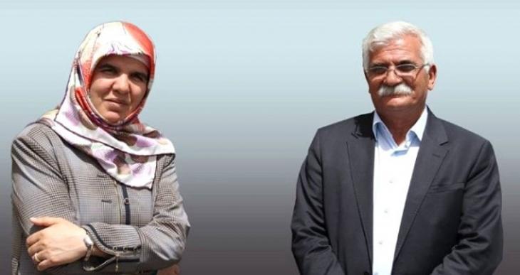 Erciş  Belediye Eşbaşkanı gözaltına alındı