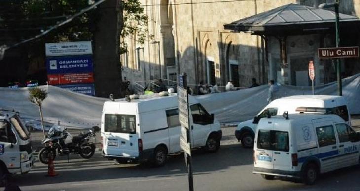 Bursa'da 'canlı bomba' saldırısıyla ilgili 4 ilde 15 gözaltı