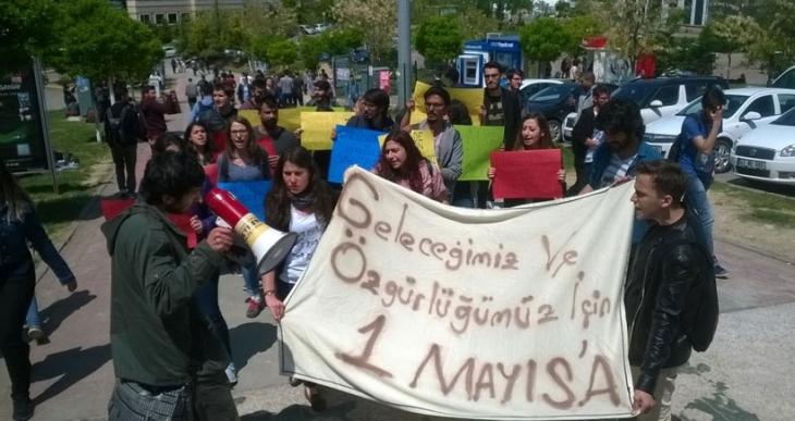 KOÜ öğrencileri: Diplomalı işsiz olmayacağız'