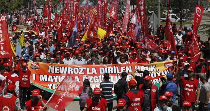DTK: Newroz ruhuyla 1 Mayıs'a
