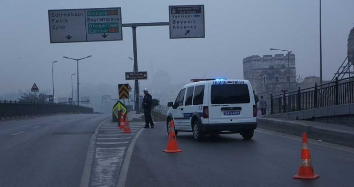 Yenikapı'daki mitingnedeniyle kapatılacak yollar belli oldu