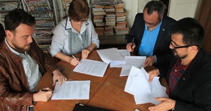 Bianet ve TGS Toplu İş Sözleşmesi imzaladı