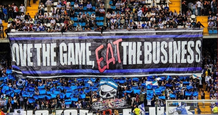 Sağcı Madrid'in asıl düşmanları