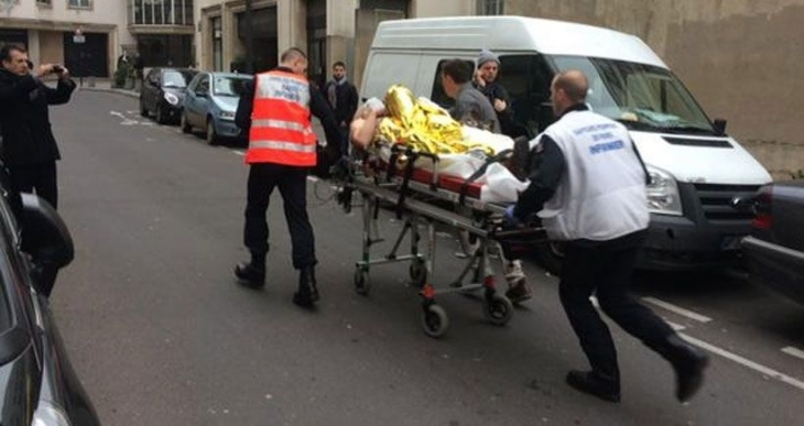 Suriye'den Paris'e giderek yayılan şiddet