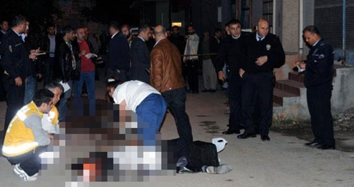 Adana'da önce doktor sonra kadın cinayeti