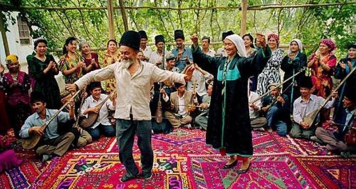 Algı oyunları ve Uygur Türkleri