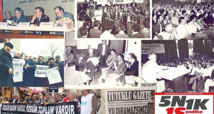 TGS, 64. yılını kutladı: Geleceğe güvenle bakmak için örgütlenelim