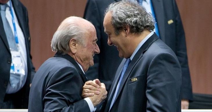 FIFA Temyiz Kurulu, Blatter ve Platini'nin cezalarını indirdi