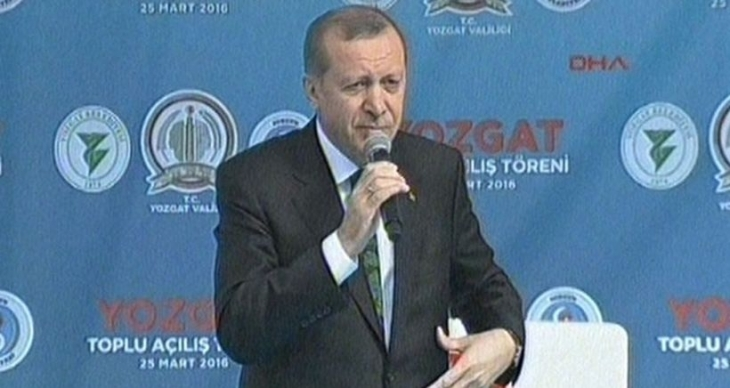 Erdoğan: 300 şehit verdik, teröristlerin kaybı ise en az 10 katı