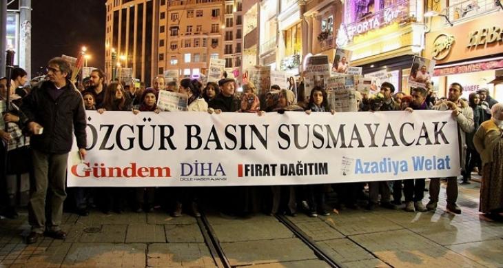 Gazetecilerin davası Anayasa Mahkemesi götürülecek