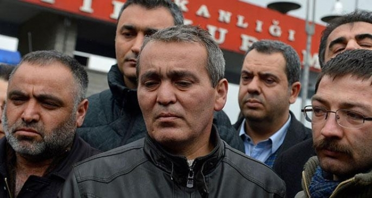 Erdoğan'dan cesaret alıp Berkin'in babasını tehdit etmiş!
