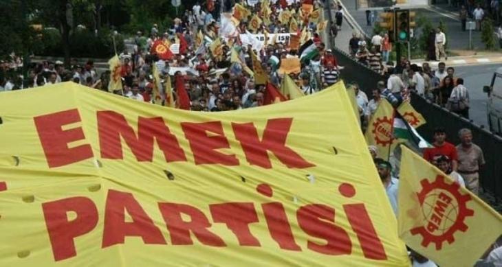EMEP: Savaş politikasına karşı barışın sesini yükseltelim