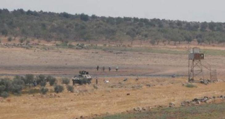 Sınırda 8 IŞİD'li yakalandı