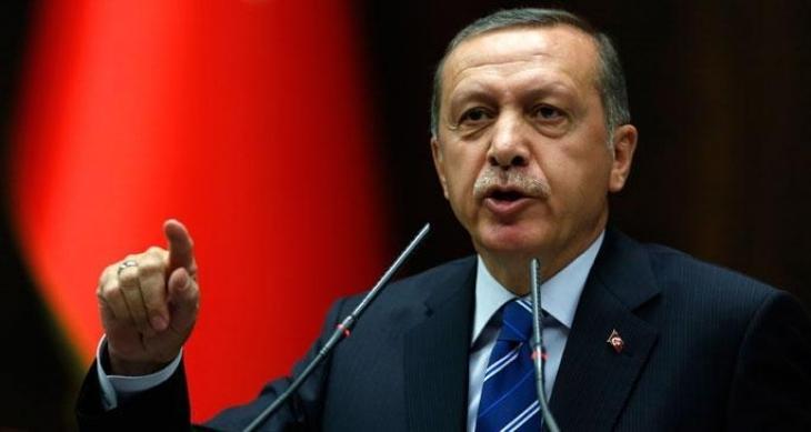 Erdoğan, Suruç ve Ceylanpınar açıklamasında HDP'yi hedef aldı