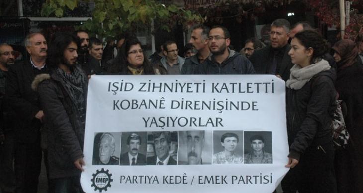 'Kaptan' Diyarbakır'da anıldı