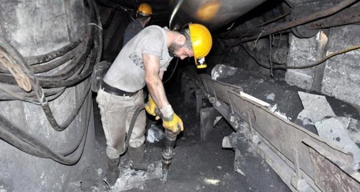 42 bin maden işçisi kaçak!