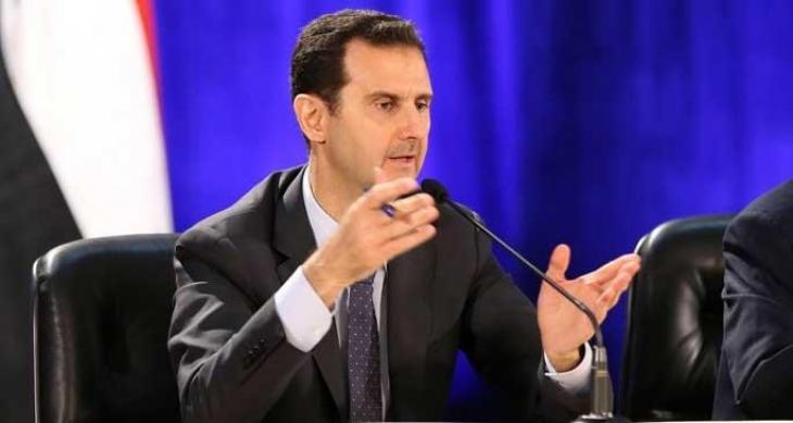 Esad: Türkiye ve Suudi Arabistan 2 yıldır Suriye'ye girmeye çalışıyor