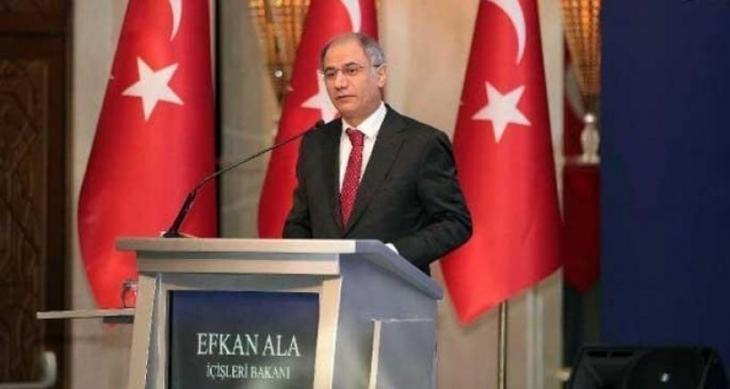 Efkan Ala: Hazırlıklar tamamlandıktan sonra 3 bölgede operasyonlara başlıyoruz