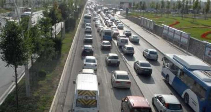 Eskişehir Yolunda Ankara Büyükşehir'e iptal