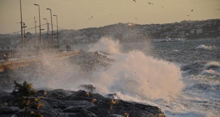 Meteoroloji'den poyraz fırtınası uyarısı
