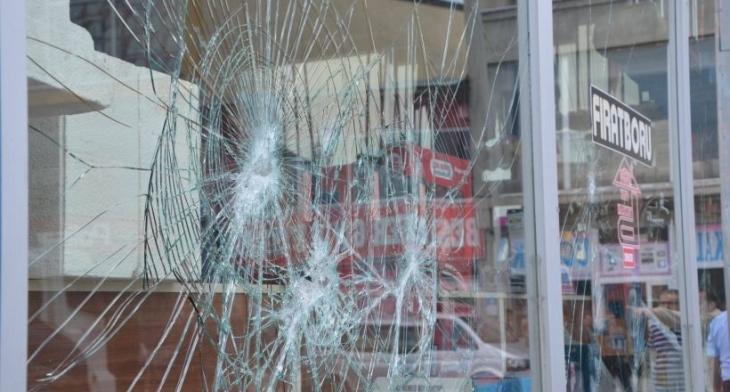 HDP ilçe eş başkanının iş yerine saldırı