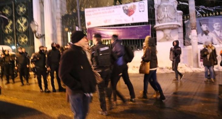 Emeğe Ezgi grubunun üyeleri gözaltına alındı