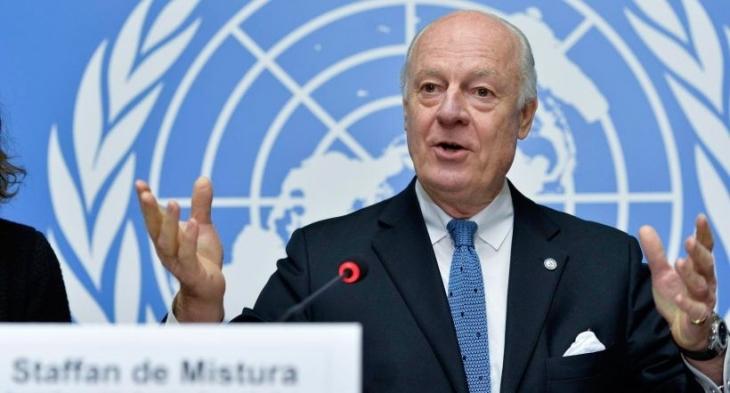 BM: Cenevre görüşmelerinin tarihi değişmeyecek