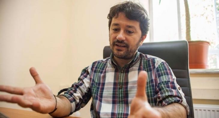 Erhan Keleşoğlu: YPG'ye saldırılar Suriye masasında kalma hamlesi