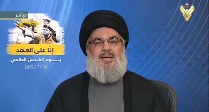 Nasrallah: Suriye kaybederse Filistin de kaybeder