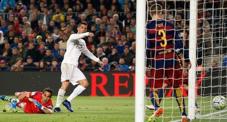 El Clasico'da gülen Real Madrid oldu