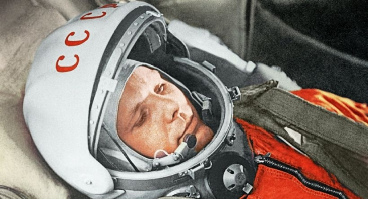 İnsanlık 55 yıl önce bugün uzaya çıktı: 'Dünya mavi ve çok güzel'