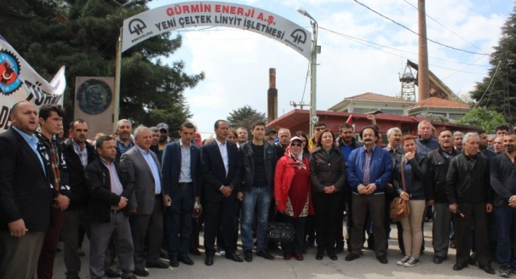 CHP'li Özel'den Yeni Çeltek için kanun teklifi: Rödovans feshedilsin madeni TKİ işletsin