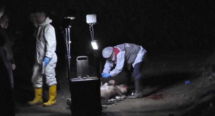 Temizlik işçisinin cesedi kanalda bulundu