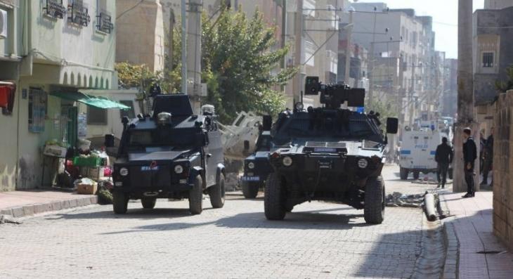 Nusaybin'de 2 asker hayatını kaybetti, 2 yaralı
