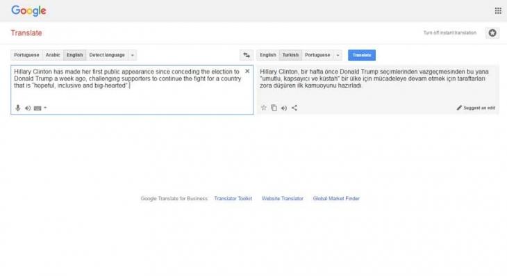 Google'ın 'daha iyi Türkçe çeviri' vaadi hâlâ gerçekçi değil