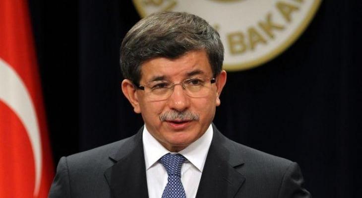 Başbakan Davutoğlu, Suruç açıklamasında HDP'yi hedef aldı