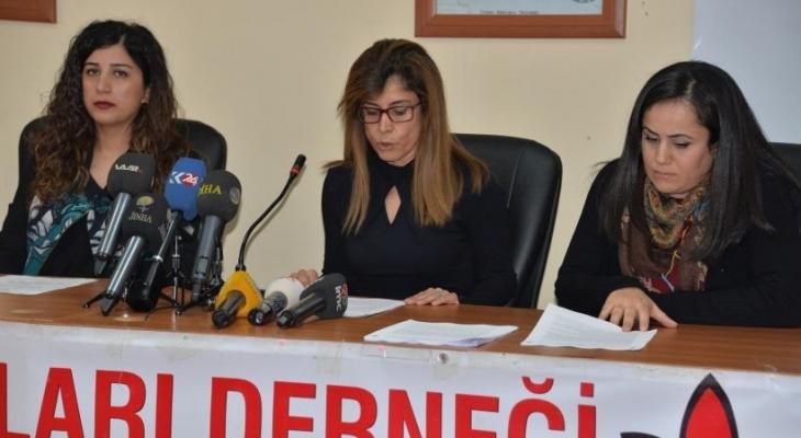 İHD: Bölgede geçen yıl 109 kadın öldürüldü