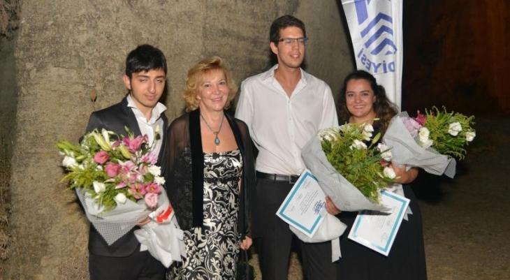 Ahmed Adnan  Saygun Piyano  Ödülü sahibini buldu