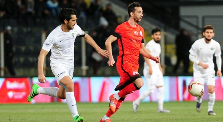 Kupada avantaj Galatasaray'da