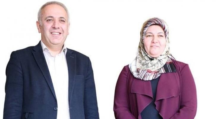 Gürpınar Belediye eş başkanları gözaltına alındı