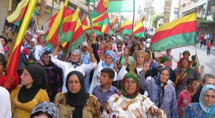 PYD'den AKP'ye çağrı: Tehdit ve provokasyonu bırak